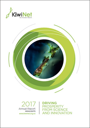 KiwiNet Annual Report Highlights 2017