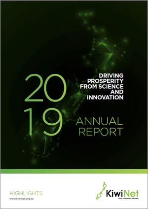 KiwiNet Annual Report Highlights 2019