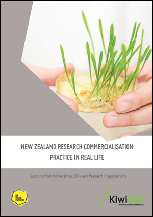 Research Commercialisation Practice in Real Life