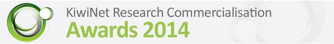 2014 KiwiNet Research Commercialisation Awards
