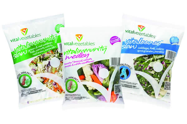 Plant & Food Research: vitalvegetables®