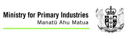 Ministry for Pimary Industries