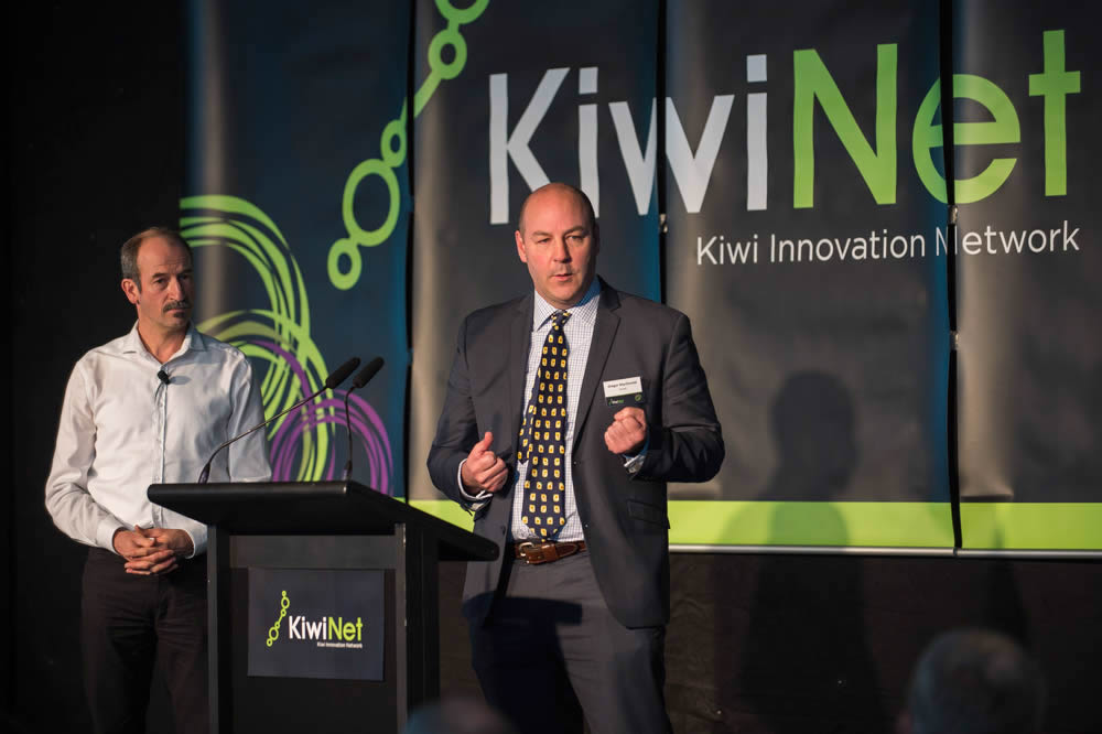 2016 KiwiNet Research Commercialisation Awards winners