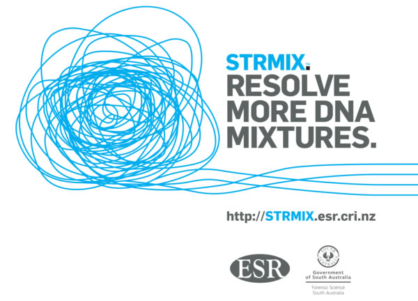 STRmix™ Resolve more DNA Mixtures